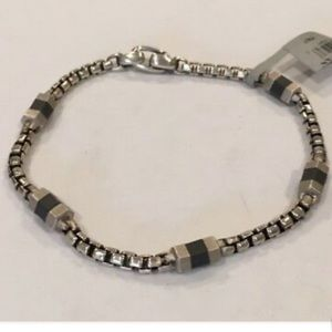 David Yurman Hex Station Bracelet